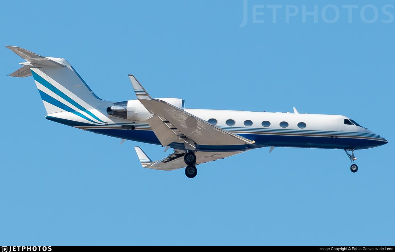 P4-GIV - Gulfstream G-IV(SP) - Private