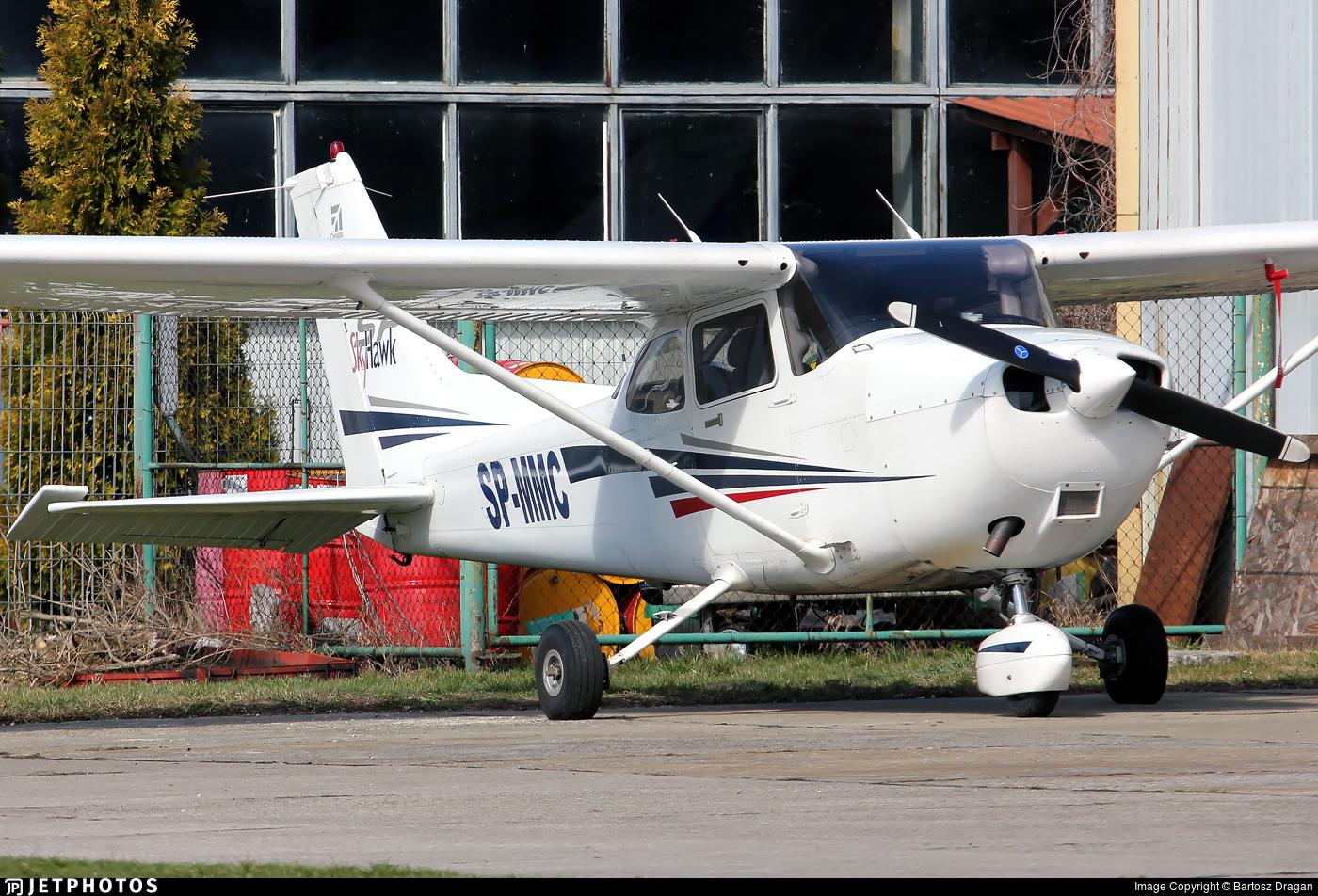 SP-MMC - Cessna 172S Skyhawk SP - Private