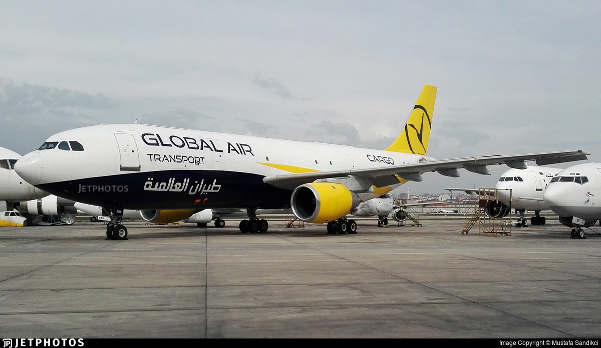 ER-ABE | Airbus A300C4-203 | Global Aviation and Services