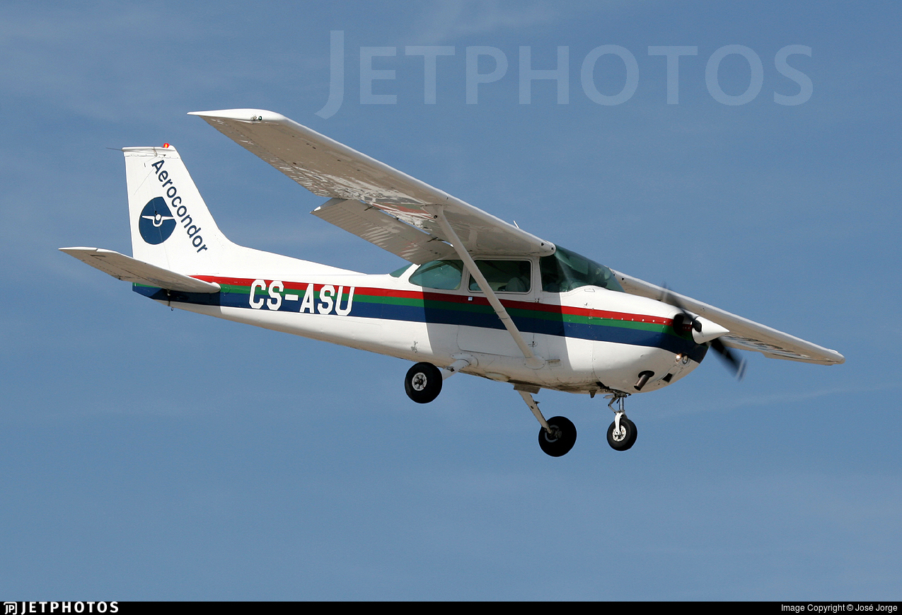 CS-ASU - Cessna 172N Skyhawk II - Aerocondor