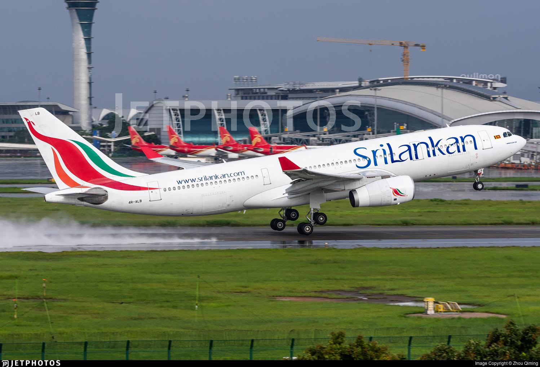 4R-ALB - Airbus A330-243 - SriLankan Airlines