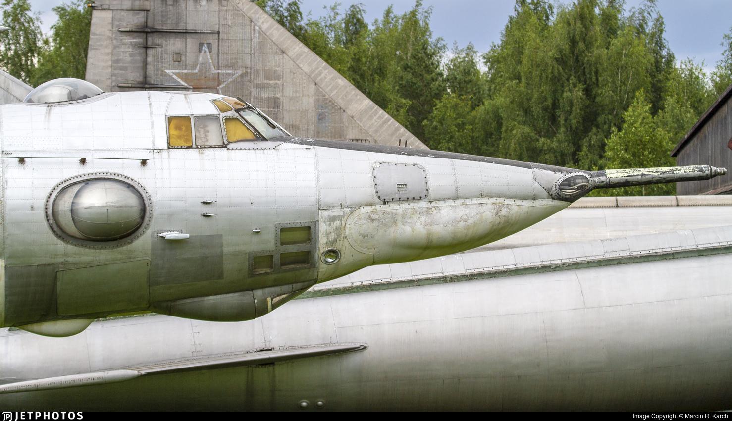 30 - Myasischev 3MD Bison-C - Soviet Union - Air Force