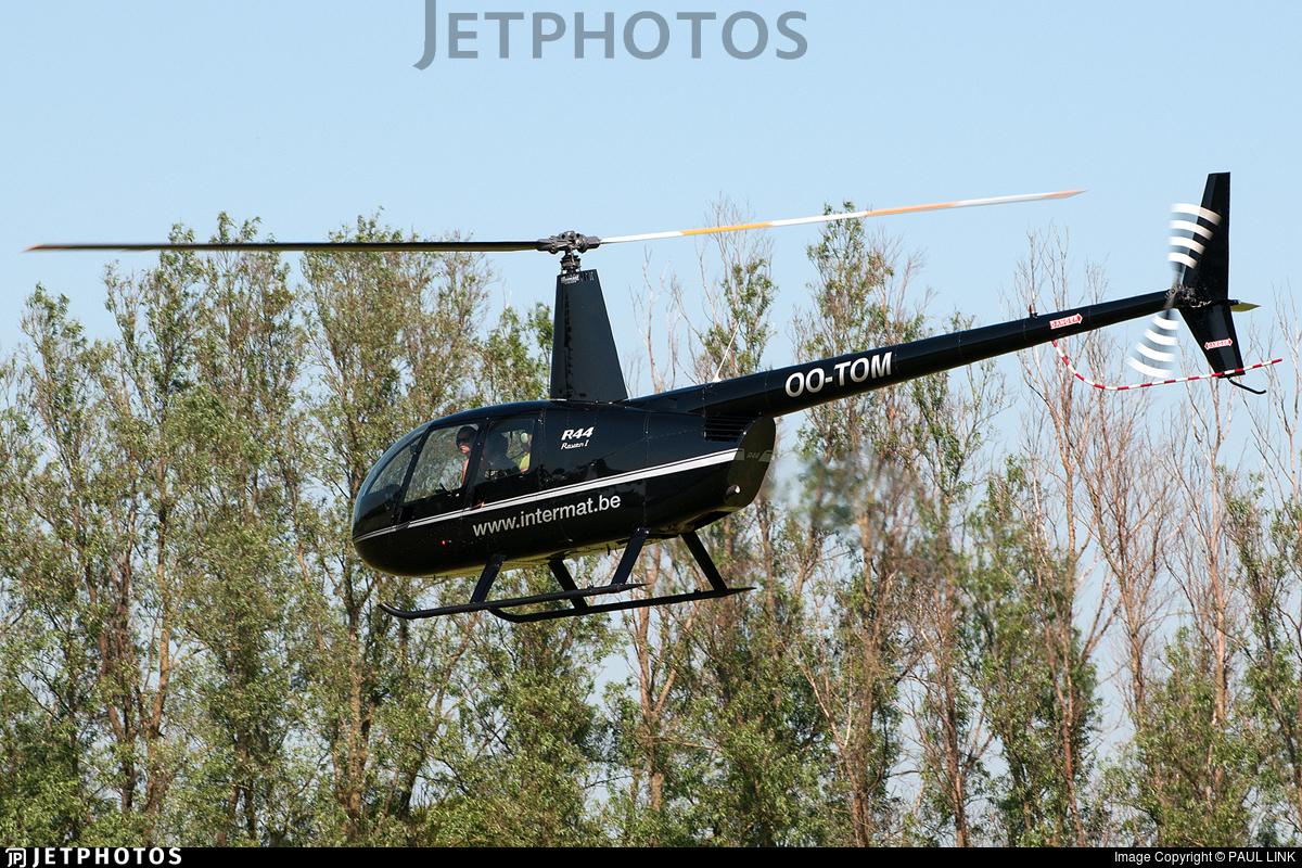 OO-TOM - Robinson R44 Raven II - Private