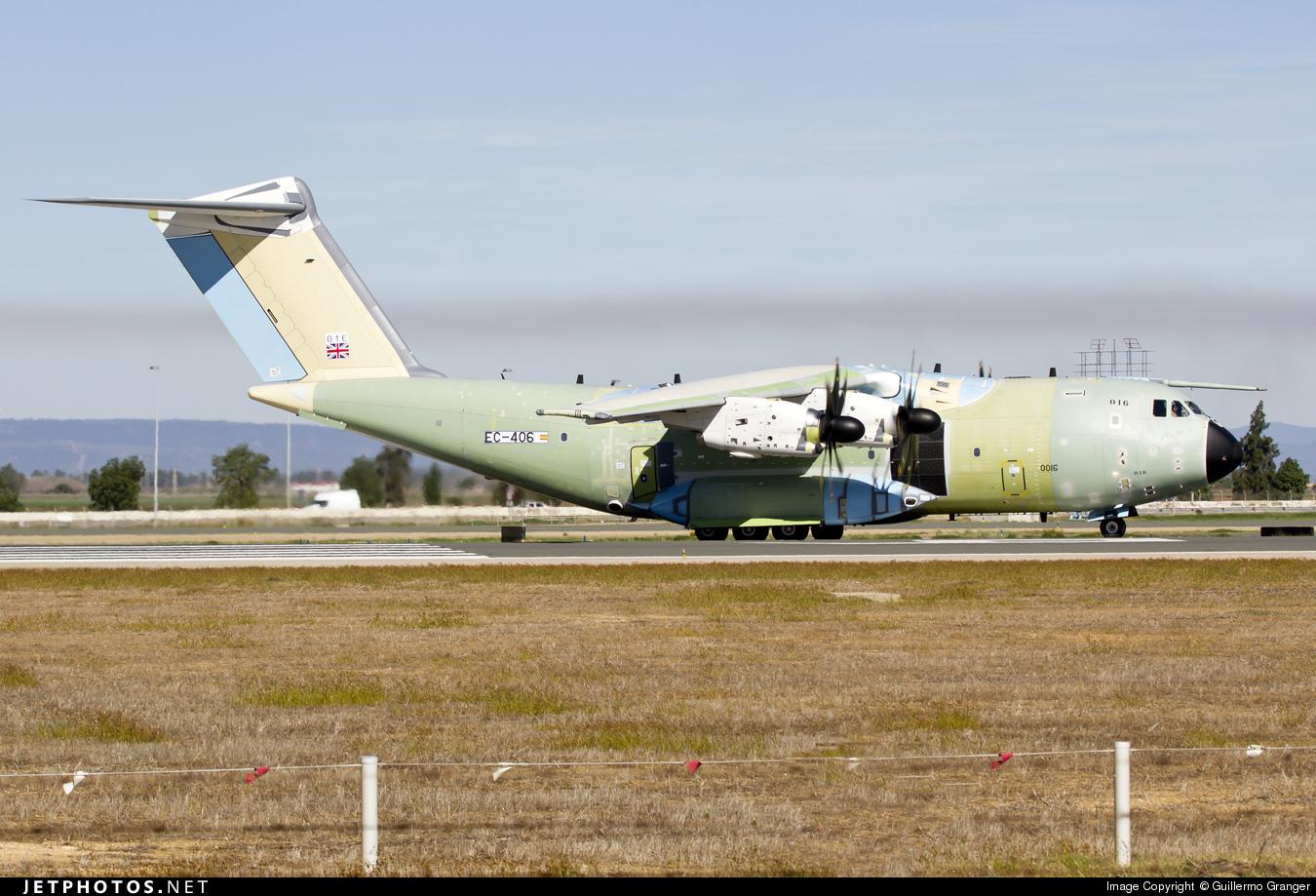 EC-406 - Airbus A400M - Airbus Industrie