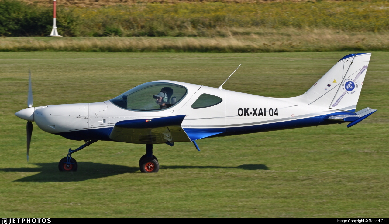 OK-XAI 04 - BRM Aero Bristell NG-5 Speed Wing - Private