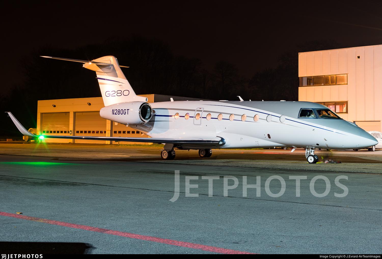N280GT - Gulfstream G280 - Gulfstream Aerospace
