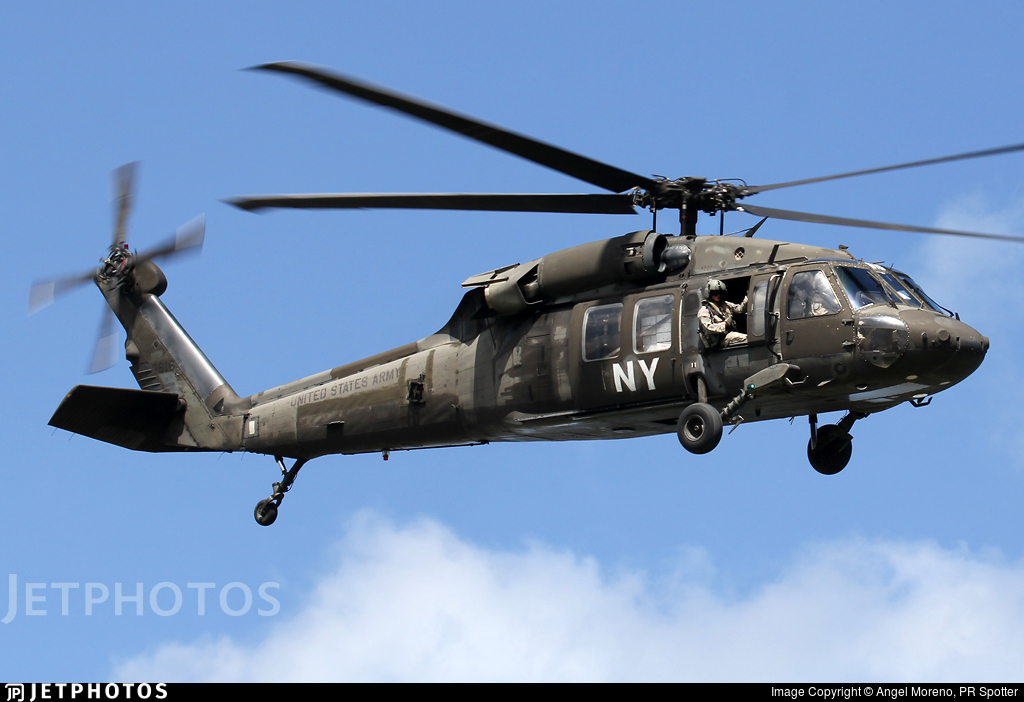 81-23616 - Sikorsky UH-60A Blackhawk - United States - US Army