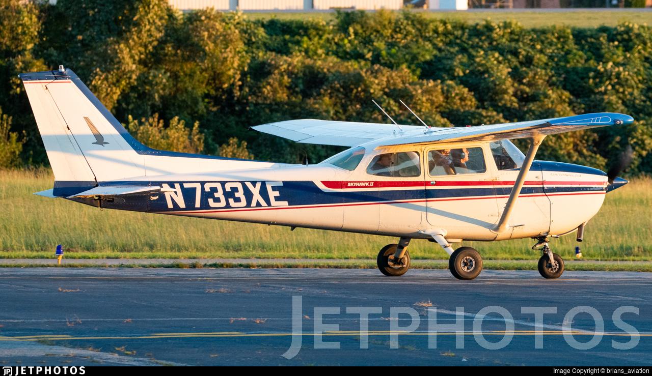 N733XE - Cessna 172N Skyhawk - Private