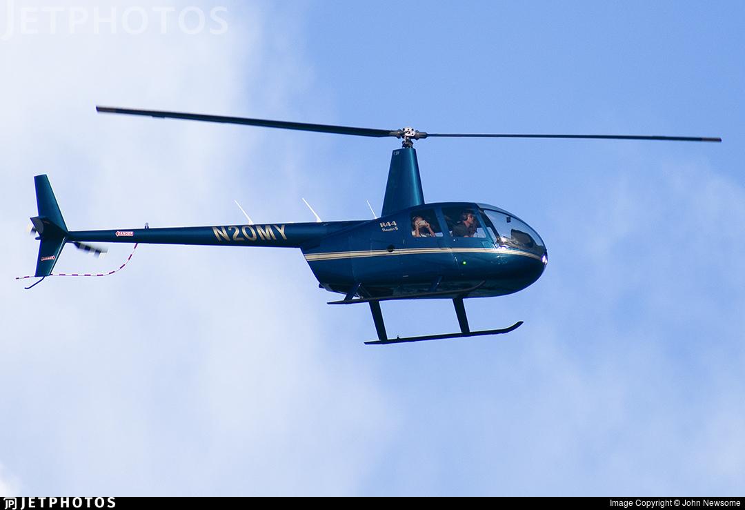 N20MY - Robinson R44 Raven II - Private