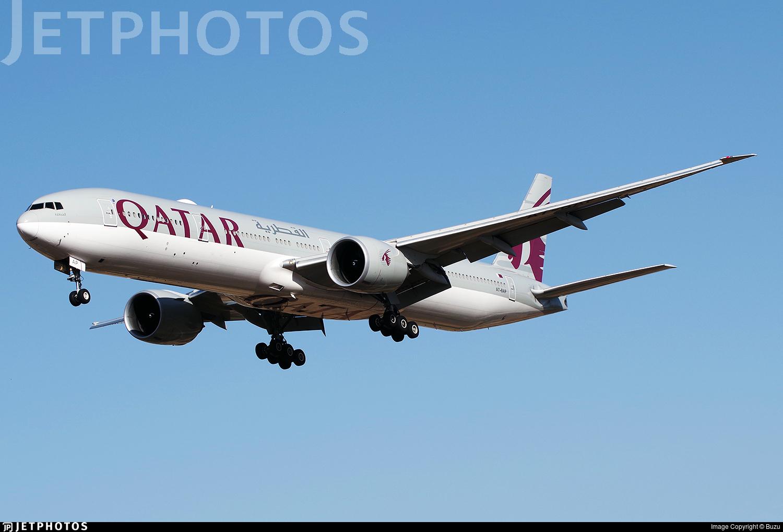A7-BAP - Boeing 777-3DZER - Qatar Airways