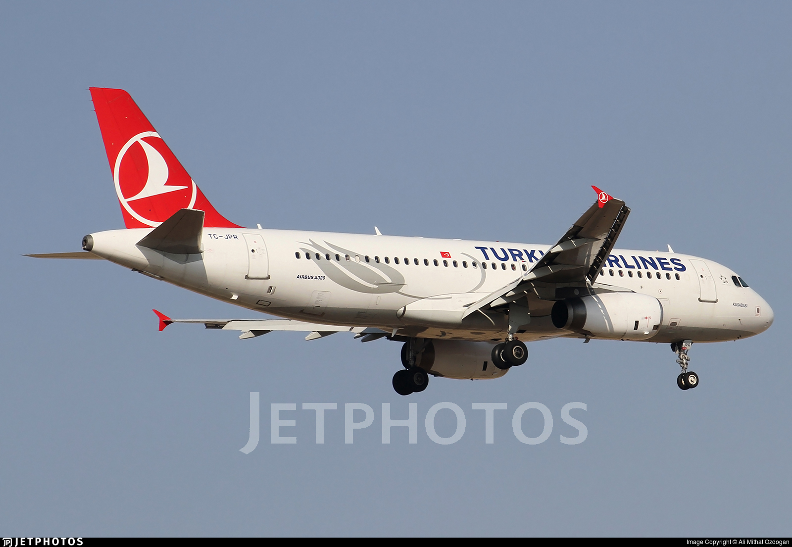 TC-JPR - Airbus A320-232 - Turkish Airlines