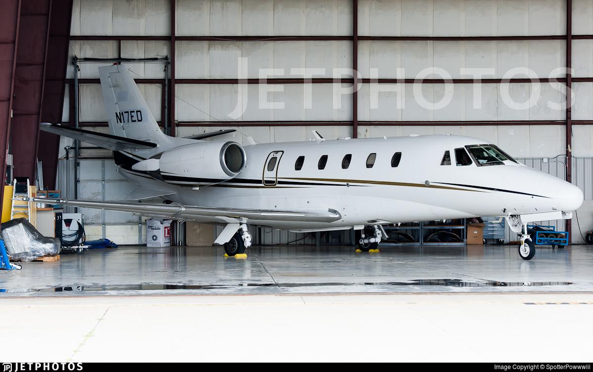 N17ED - Cessna 560XL Citation Excel - Private