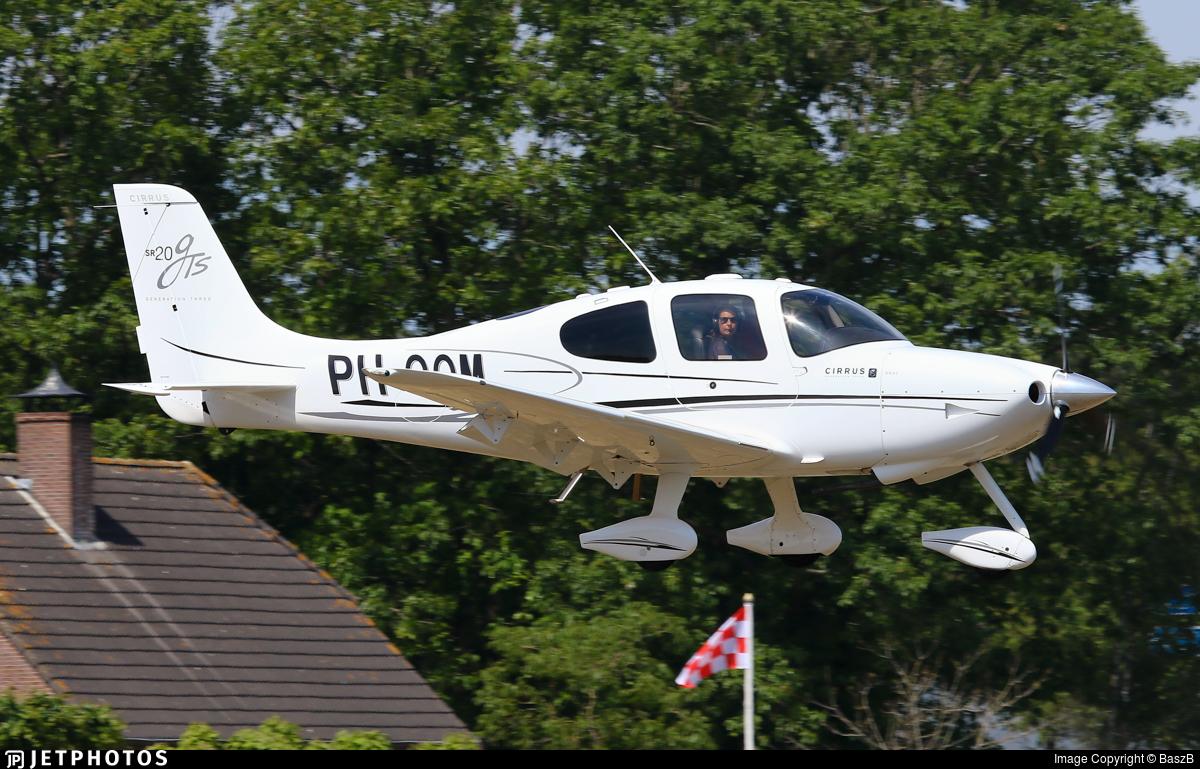 PH-OOM - Cirrus SR20-GTS G3 - Private