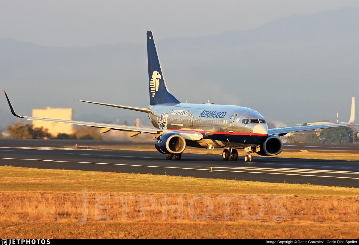 XA-PAM - Boeing 737-752 - Aeroméxico