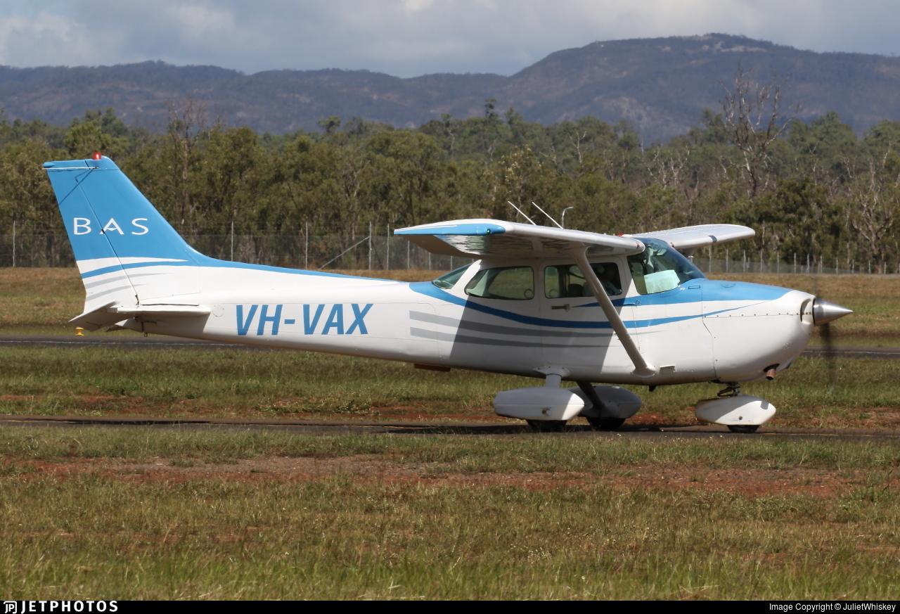 VH-VAX - Cessna 172P Skyhawk - Broome Air Services