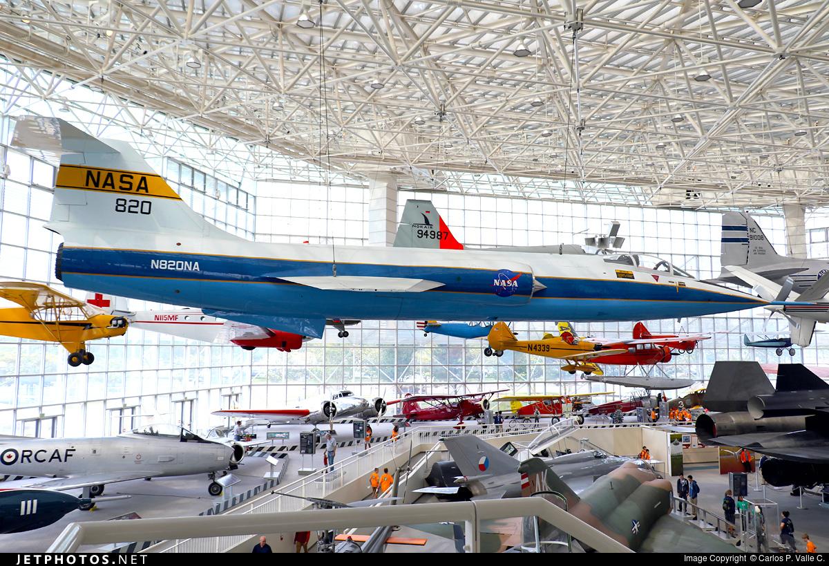 N820NA - Lockheed F-104A Starfighter - United States - National Aeronautics and Space Administration (NASA)