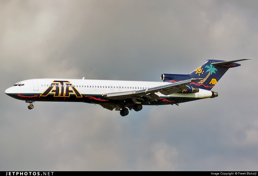N770AT - Boeing 727-2B7(Adv)  - ATA Airlines
