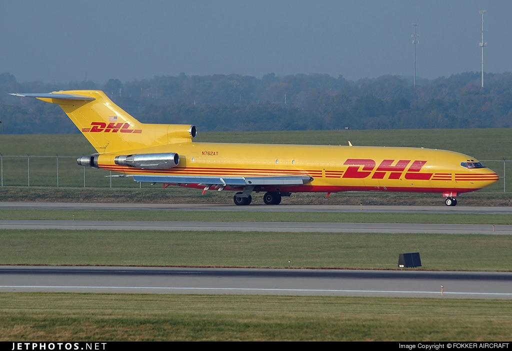 N762AT - Boeing 727-2B7(Adv)(F) - DHL (ASTAR Air Cargo)