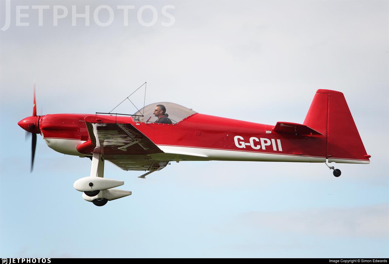 G-CPII - Mudry CAP-231 - Private