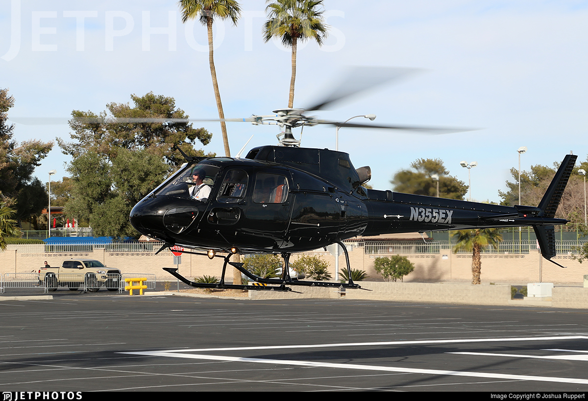 N355EX - Airbus Helicopters AS350 B2 Ecureuil - Private