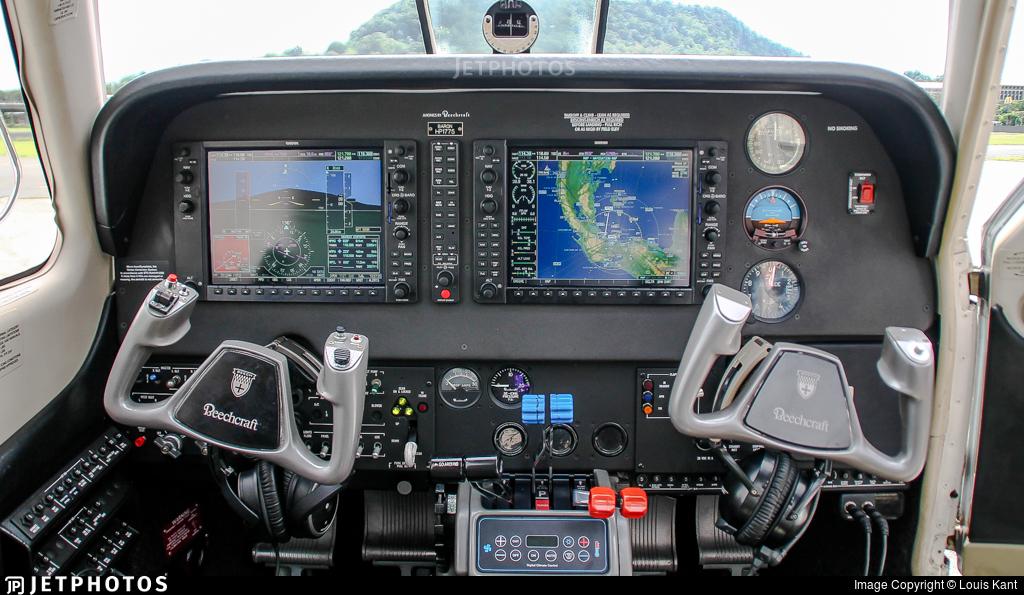 HP-1775 - Beechcraft G58 Baron - Private