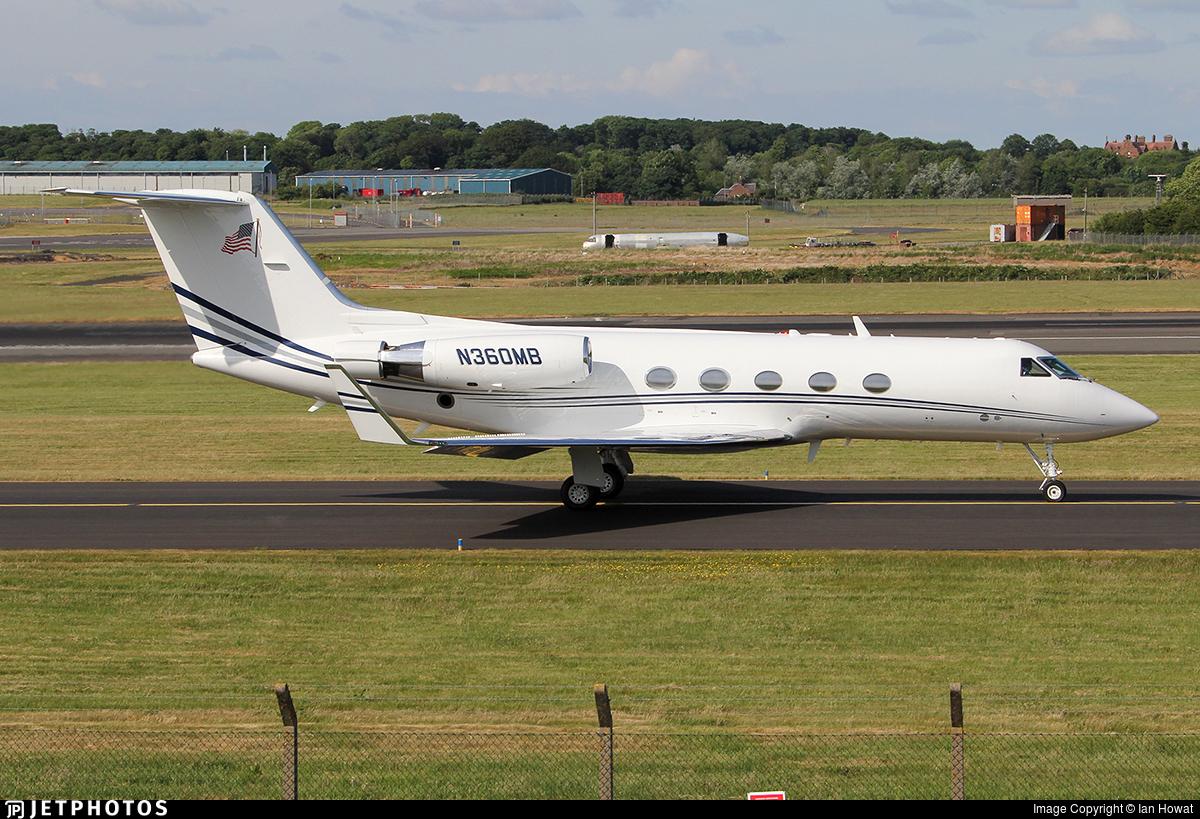 N360MB - Gulfstream G-III - Private