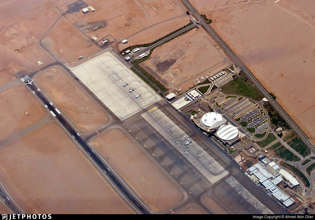 HESH - Airport - Airport Overview