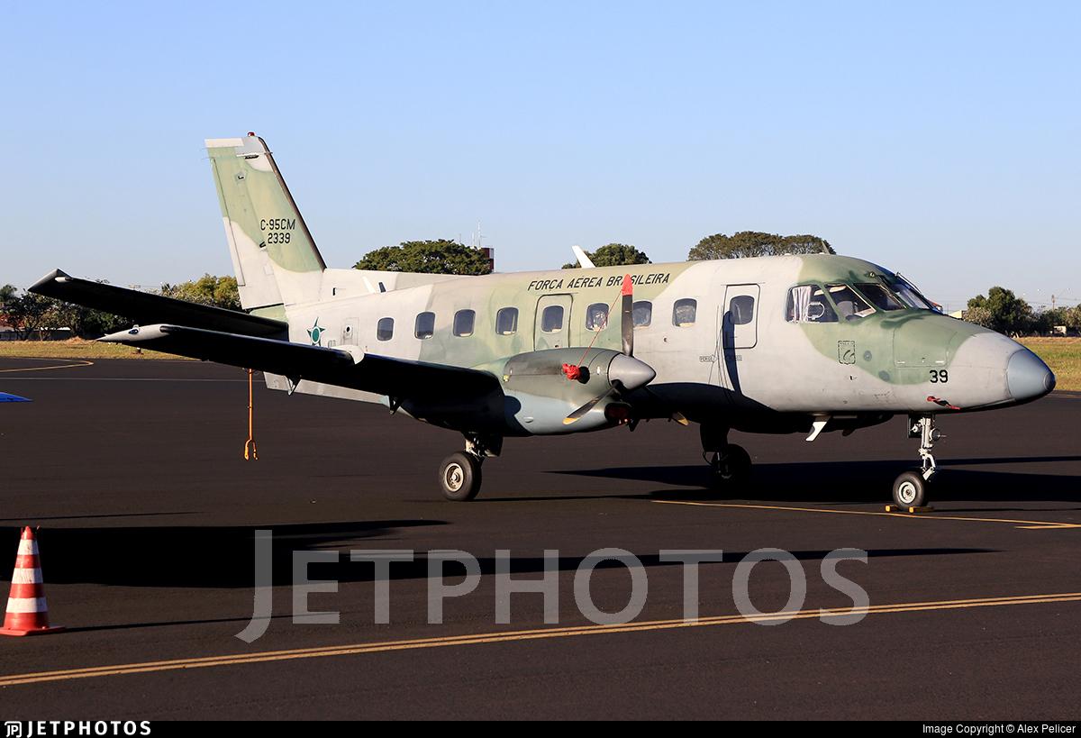 FAB2339 - Embraer C-95CM - Brazil - Air Force
