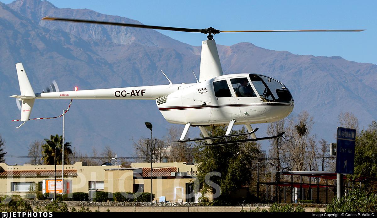 CC-AYF - Robinson R44 Raven II - Private