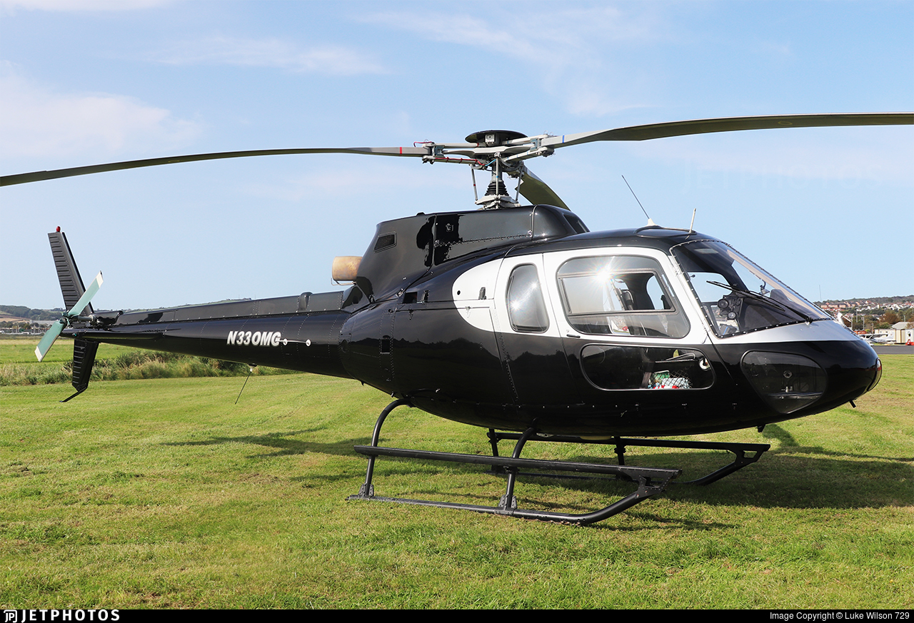 N330MG - Airbus Helicopters H125 - Private
