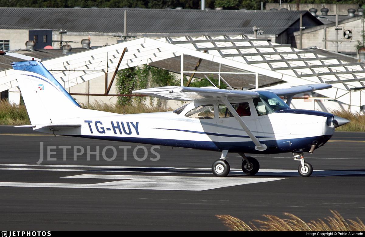 TG-HUY - Cessna 172M Skyhawk II - Private