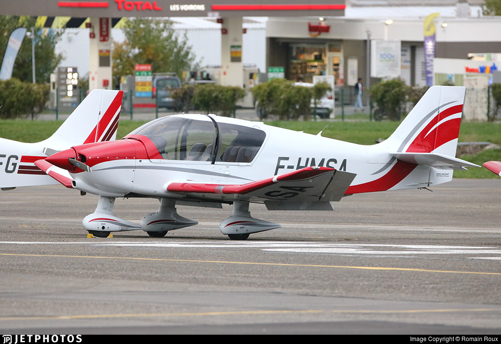 F-HMSA - Robin DR400/120 - Private