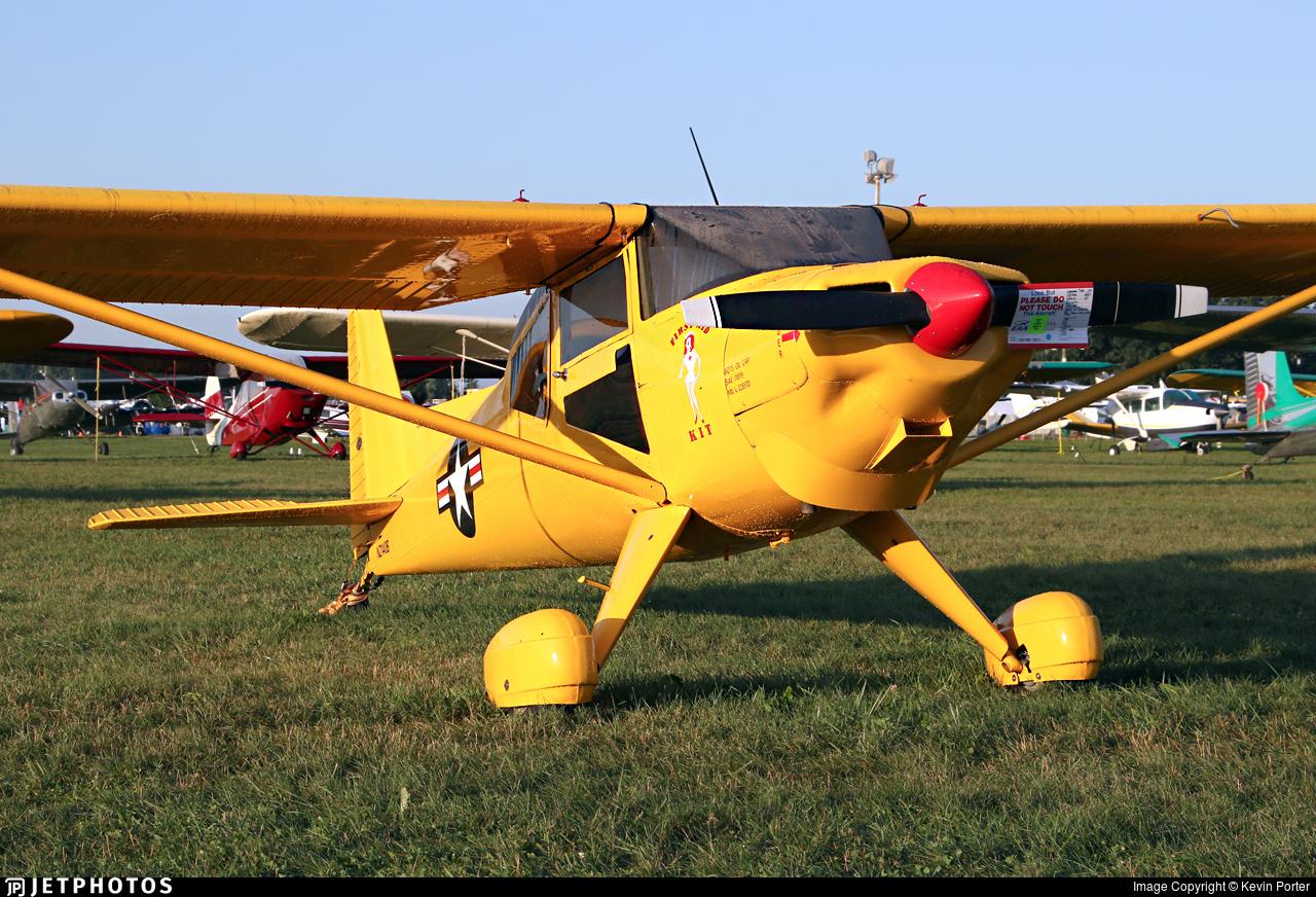 N2140B - Luscombe T8F Observer - Private