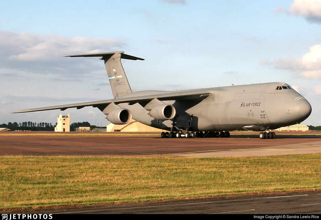 85-0001 - Lockheed C-5M Super Galaxy - United States - US Air Force (USAF)