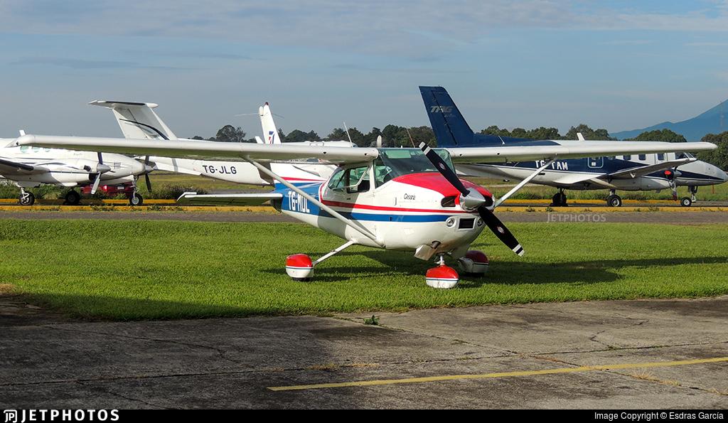 TG-MOL - Cessna 182P Skylane - Private