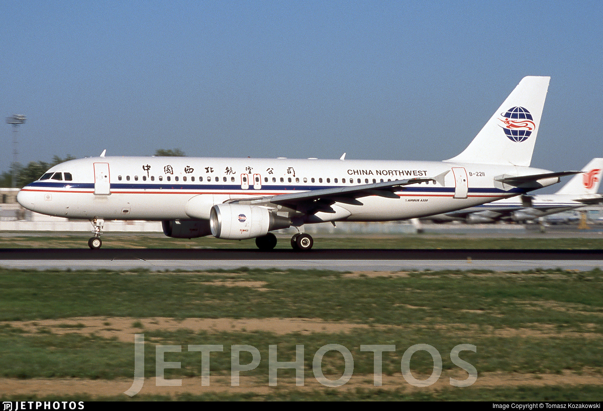 B-2211 - Airbus A320-214 - China Northwest Airlines