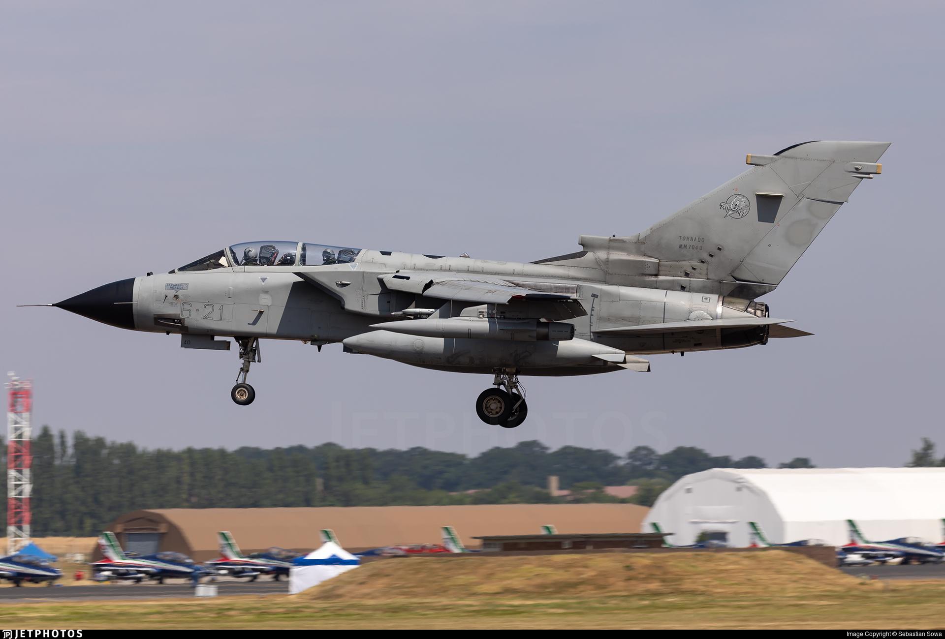MM7040 - Panavia Tornado IDS MLU - Italy - Air Force