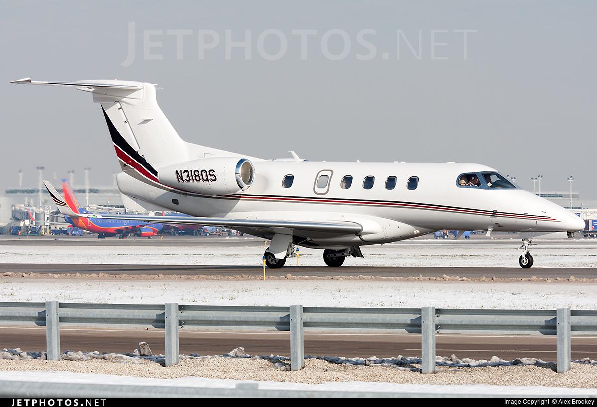 N318QS - Embraer 505 Phenom 300 - NetJets Aviation