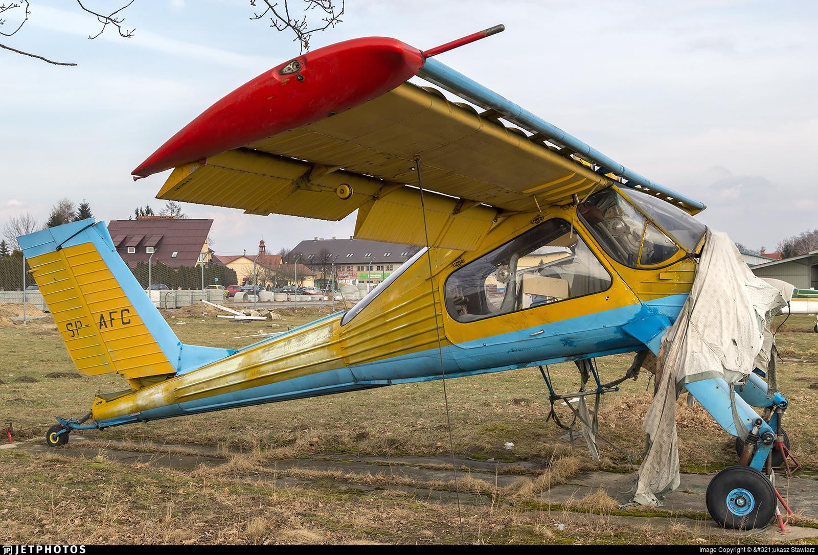 SP-AFC - PZL-Okecie 104 Wilga 35 - Aero Club - Rzeszowski