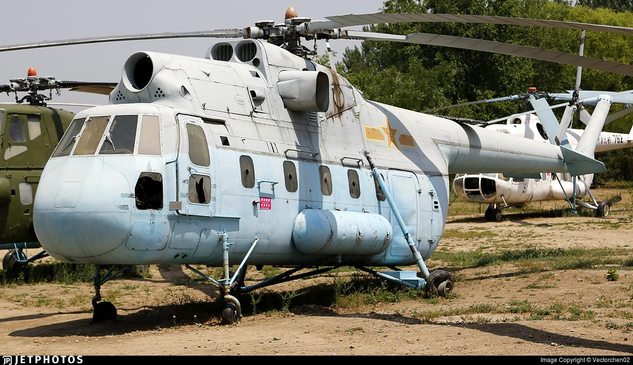 - Harbin Z-6 - China - Air Force
