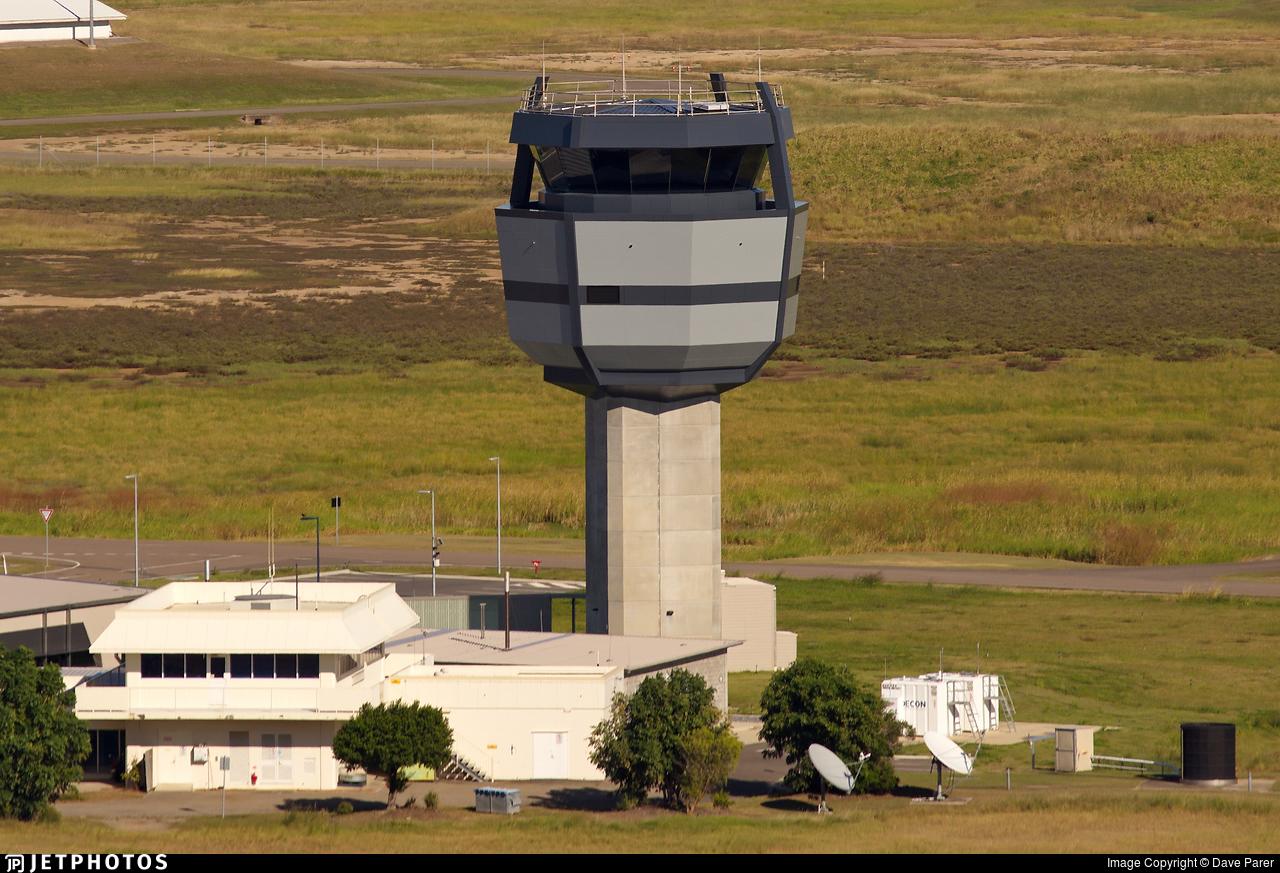 YBTL - Airport - Control Tower
