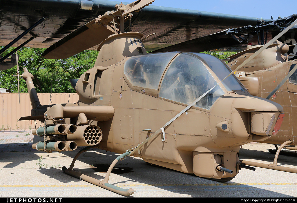 115 - Bell AH-1G Tsefa - Israel - Air Force