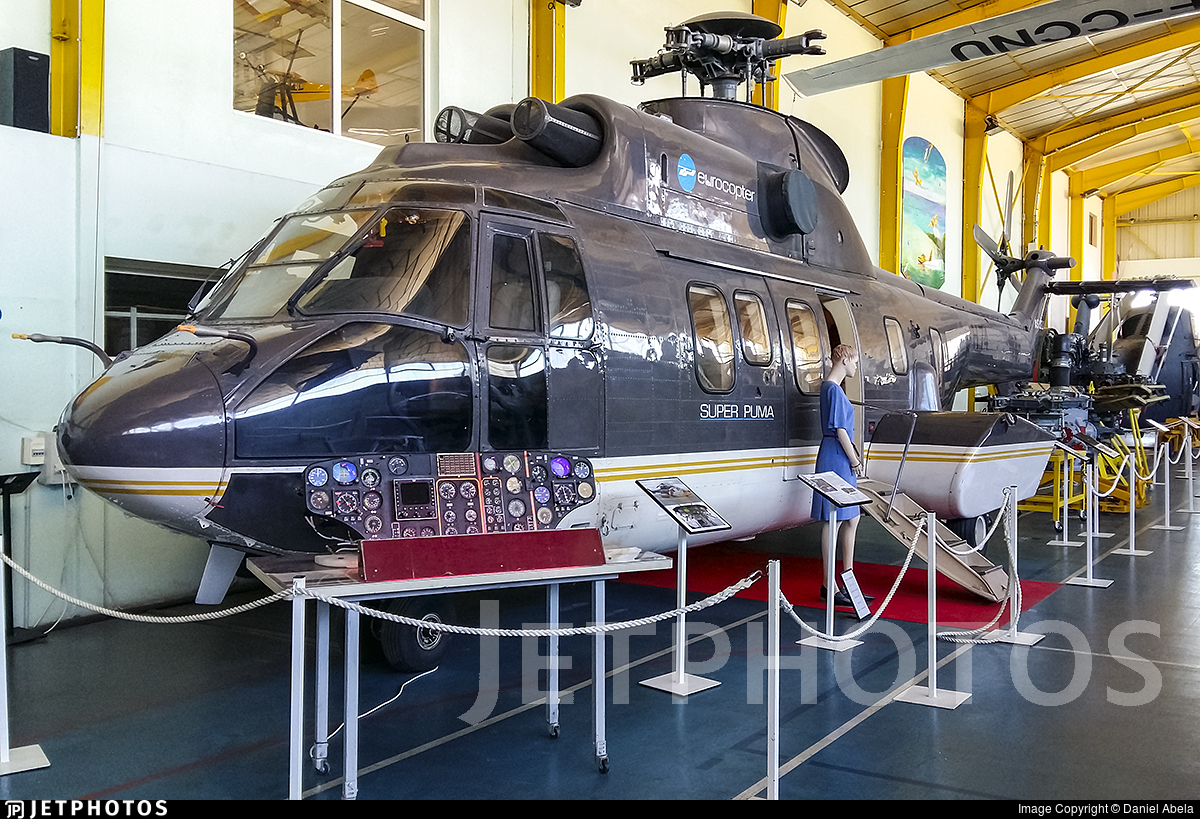 F-WZJA - Aérospatiale AS 332L2 Super Puma - Saudi Arabia - Government