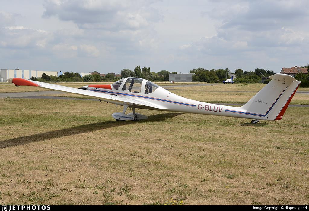 G-BLUV - Grob G109B - Private
