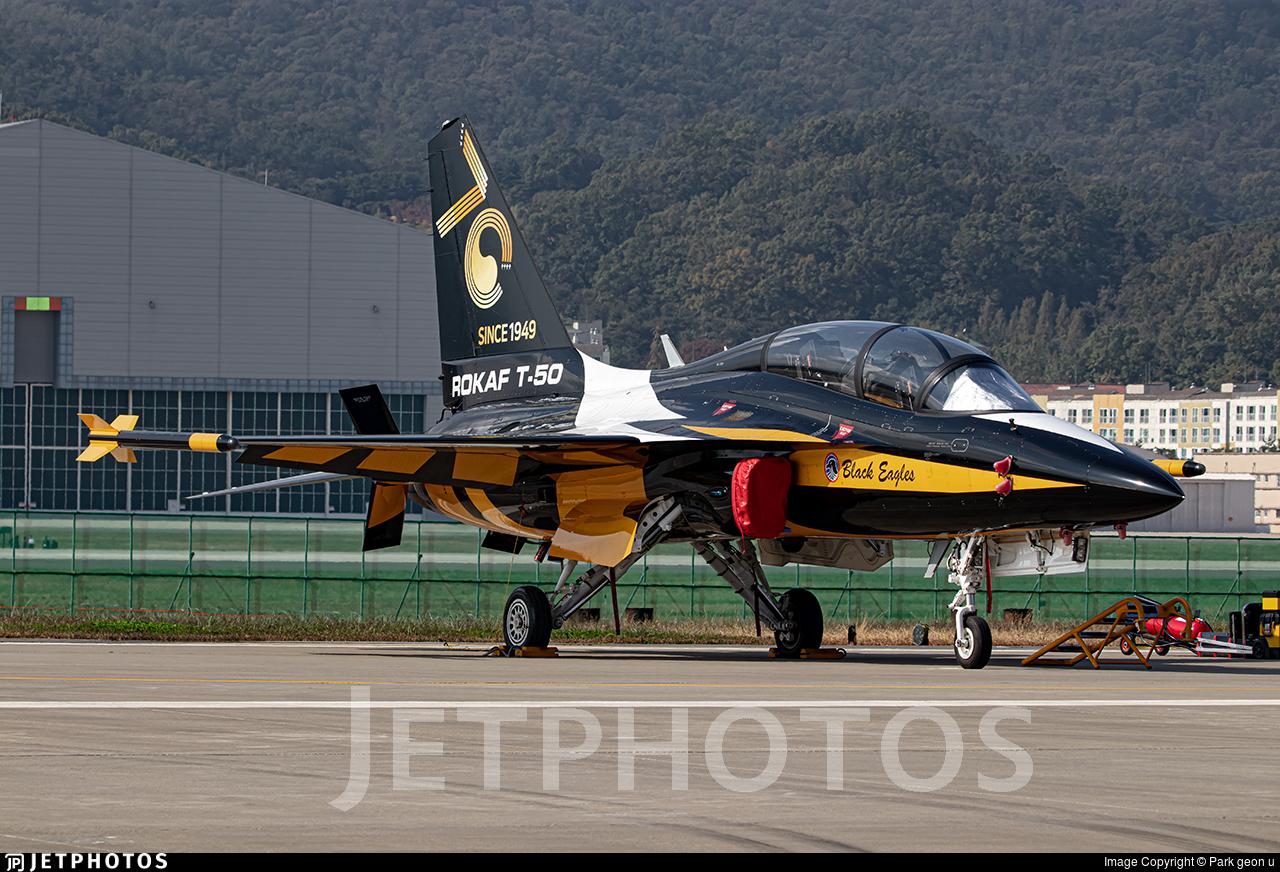 15-0083 - KAI T-50 Golden Eagle - South Korea - Air Force