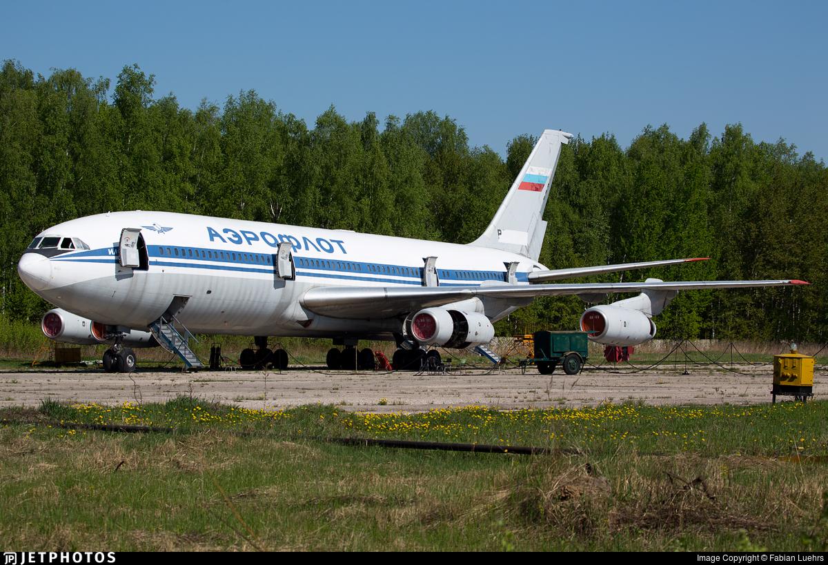 CCCP-86003 - Ilyushin IL-86 - Aeroflot
