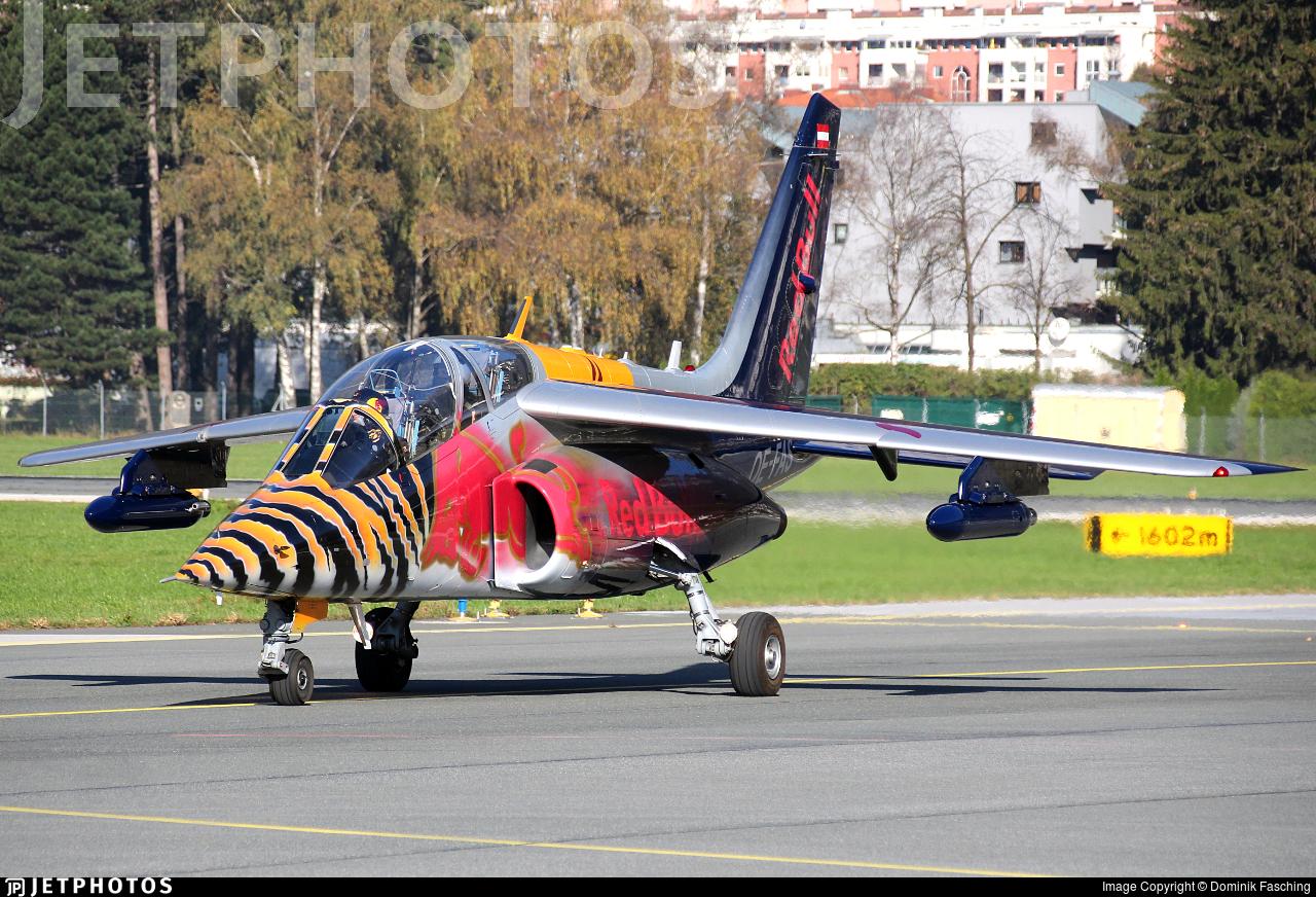 OE-FAS - Dassault-Breguet-Dornier Alpha Jet A - The Flying Bulls