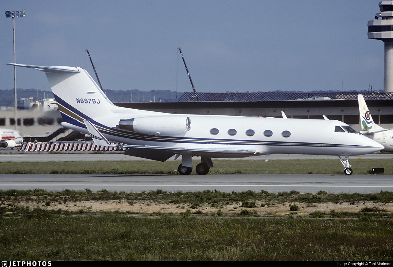 N697BJ - Gulfstream G-III - Private