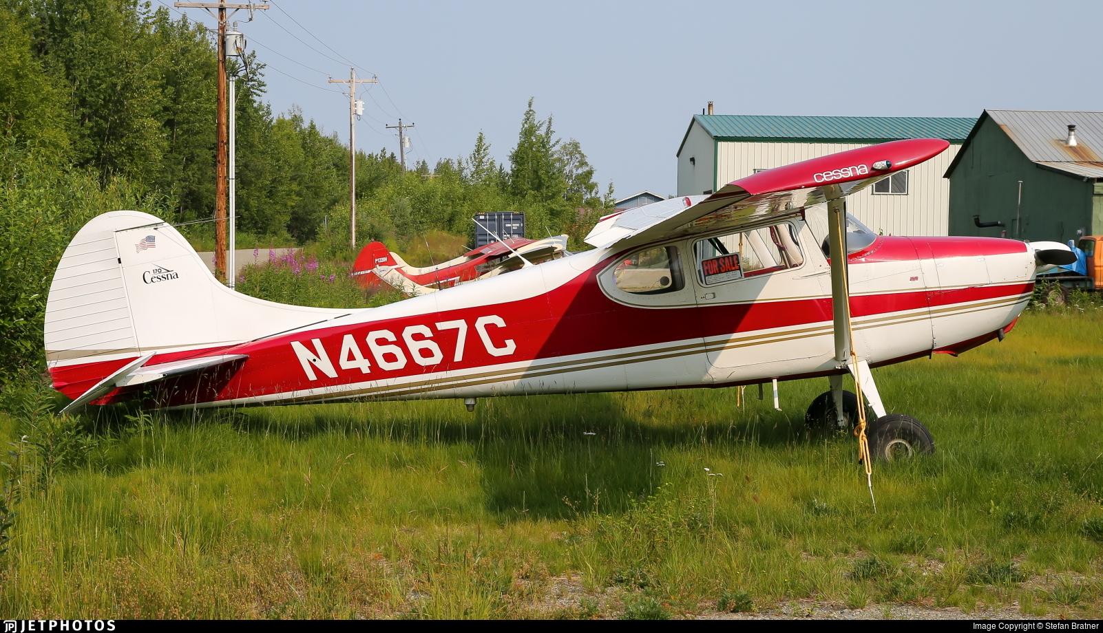 N4667C - Cessna 170B - Private