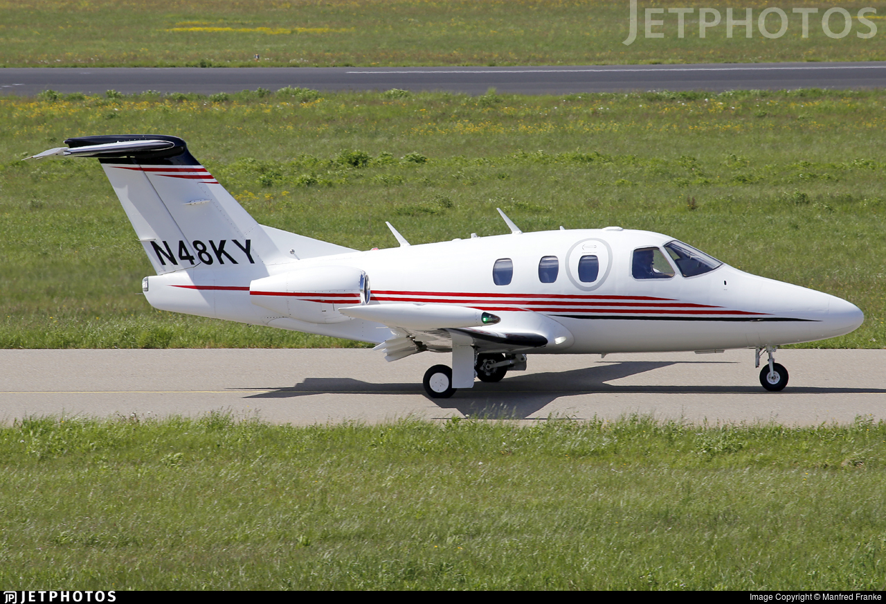 N48KY - Eclipse Aviation Eclipse 500 - Private